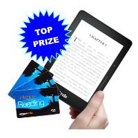 Kindle Voyage Top Prize