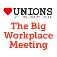 Big Workplace Meeting