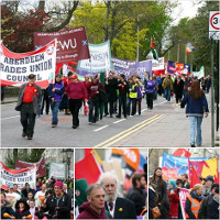 May Day Marches
