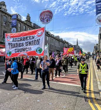 May Day March