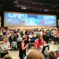 National Delegate Conference